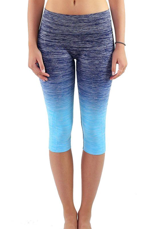 Premium, luxurious, high quality capri leggings from JacksonsRunaway will have you ready for your next workout, yoga or barre class. Why You'll Love Them: - True to size Fit - Sizes: Small, Medium - N
