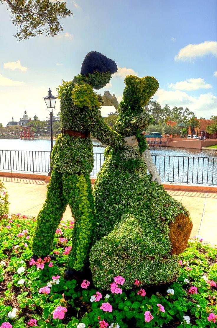 283 best walt disney gardens and photos of walt himself plus