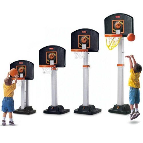 Fisher-Price I Can Play Basketball, Frustration-Free Packaging Fisher-Price http://www.amazon.com/dp/B00JCA5DLK/ref=cm_sw_r_pi_dp_HVjbxb152VJDP