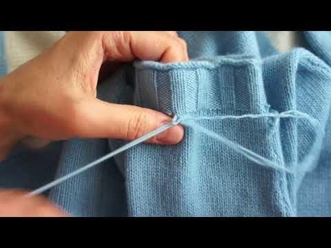 Видеоуроки: сборка вязаного изделия - Ярмарка Мастеров - ручная работа, handmade
