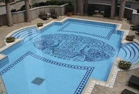 Image result for swimming pool underwater design patterns