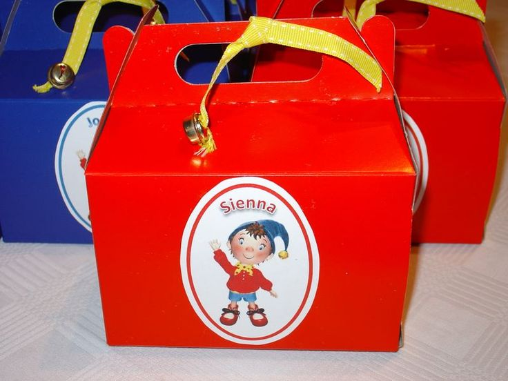 Noddy party packs
