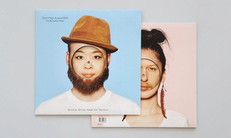 Tim und Puma Mimi – LP Cover Design