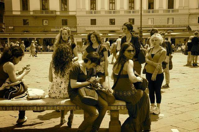 Le Bloggalline - Firenze - Giugno 2013