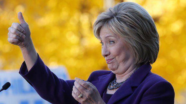 clinton-thumbs-up  = trump-will-pick-susana-martinez