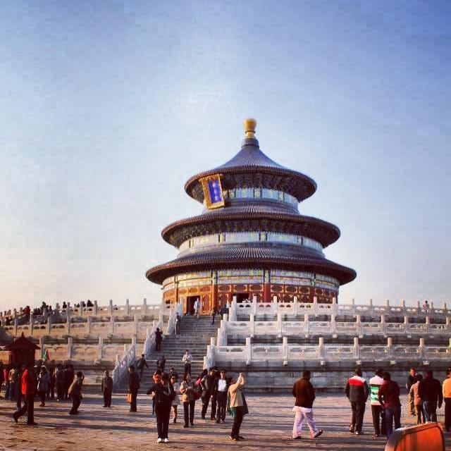 #thetempleofheaven #beijing #tourist #travel #old #beautiful #china #asia