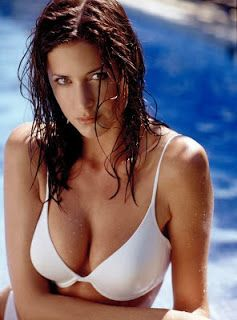 Katrina Kaif Hot Wet Cleavage Exposed