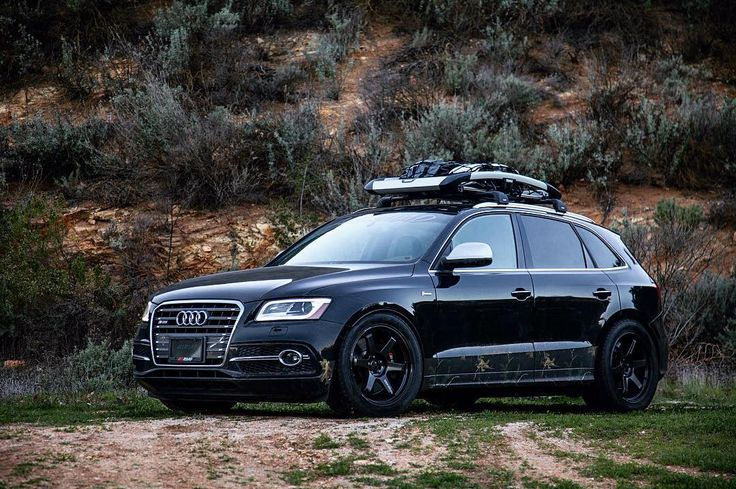 """""""Track ready. But first—camping. @allroadoutfitters' #AudiSQ5 is multifaceted. Remember to tag your photos with #TractionTuesday for a chance to be…"""""""