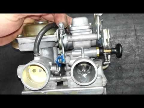 Primär und Sekundärvergaser