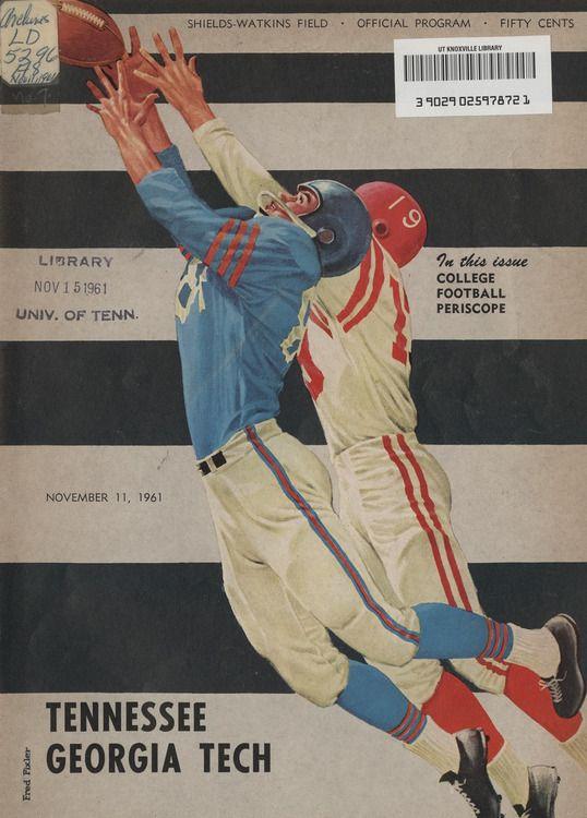 UT vs Georgia Tech (November 11, 1961)