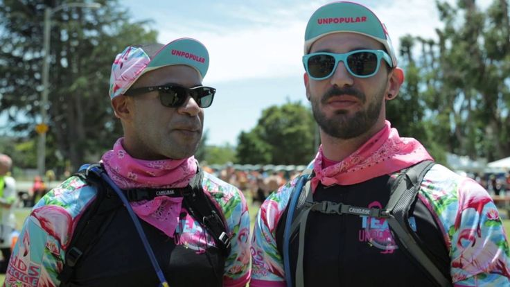 AIDS/LifeCycle 2016