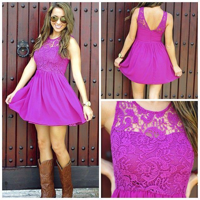 69 best eighth grade graduation dresses images on for Purple summer dresses for weddings