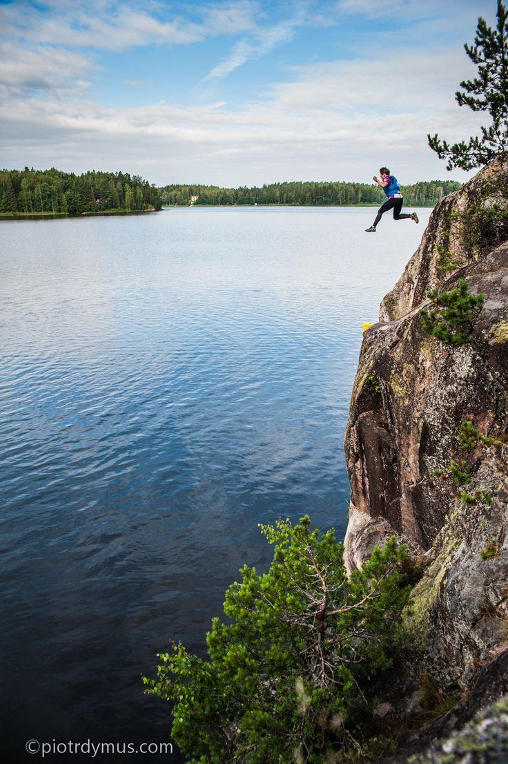 Adventure Racing, Endurance Quest Race in Finland, 2012.