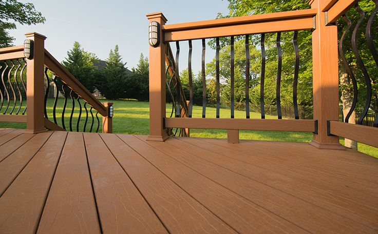 15 Best Images About Deck Stairs And Railings On Pinterest
