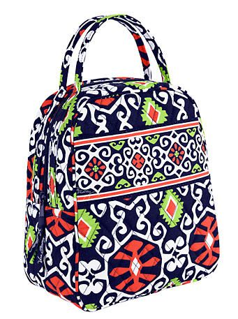 Lunch Bunch | Vera Bradley Love this pattern!!