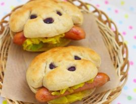 Food appetite: Creative foods ideas  I would use Veggie Dogs