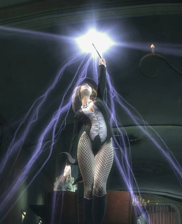 Zatana in Injustice