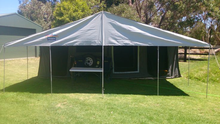 HIRE ME FROM MT. GAMBIER 2012 TGC Camper Trailer (Mt. Gambier) - Caravan and Camping Hire