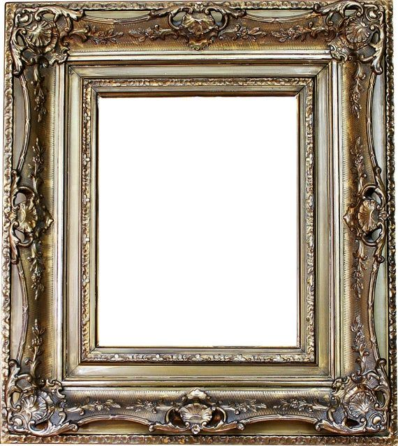 7 Vintage Style Picture Frames Digital Download 1 12 Scale Etsy