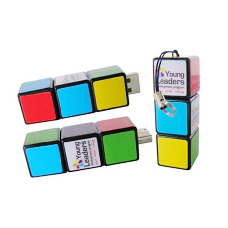 UD177: Magic Cube USB - UNIPromo