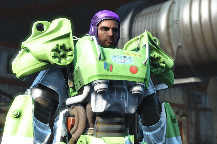 awesome Fallout four mods coming to consoles in June, Personal computer beta out now