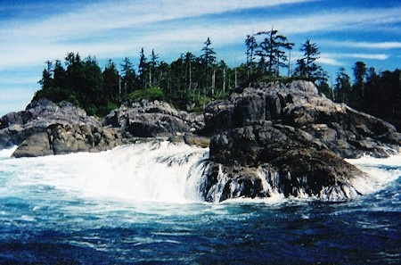 Northern Vancouver island Scenery - Port Hardy, BC