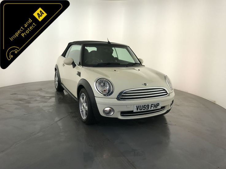eBay: 2010 MINI COOPER CONVERTIBLE SERVICE HISTORY FINANCE PART EXCHANGE WELCOME #minicooper #mini