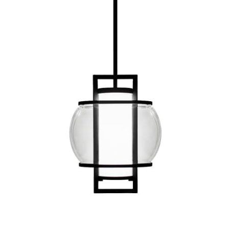 Modern Forms PD W74615 Lucid 1 Light LED Title 24 Compliant Pendant   14.75  Inch
