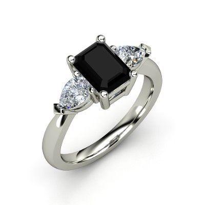 25 best ideas about emerald cut diamonds on
