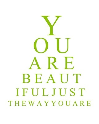 also a pink or blue one to print ;): Sayings, You Are Beautiful, Girl, Inspiration, Quotes, Thought, Eye Chart, Free Printable