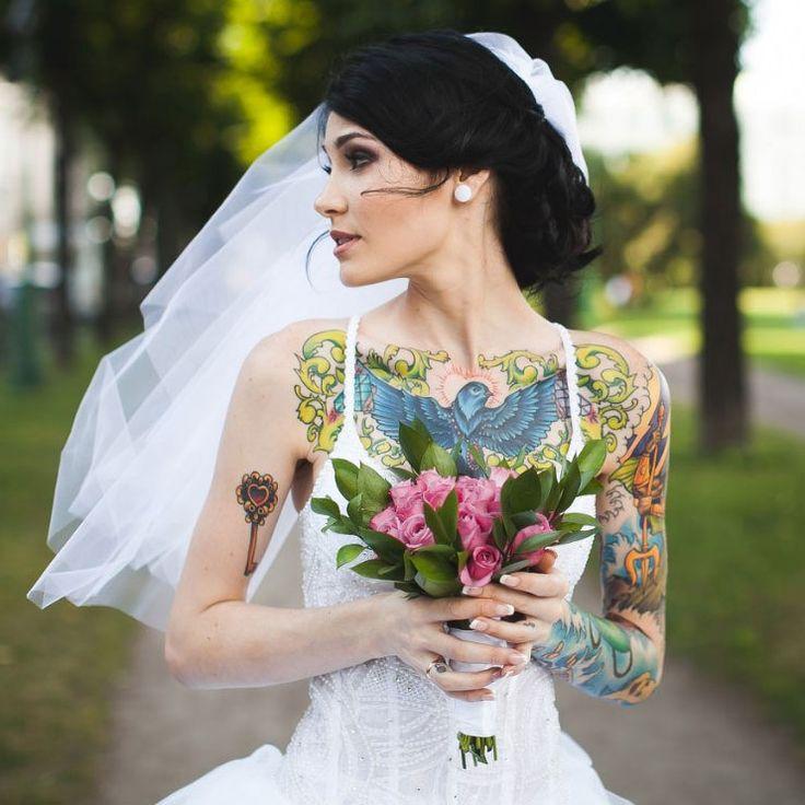 tattooed brides - Google Search
