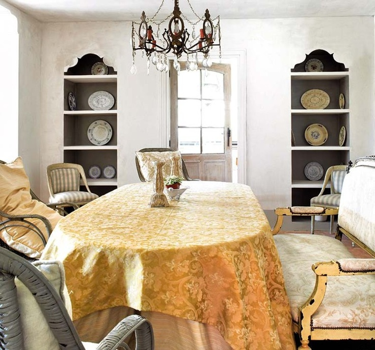 30 Incredible Eclectic Dining Designs: 17 Best Images About French Eclectic On Pinterest