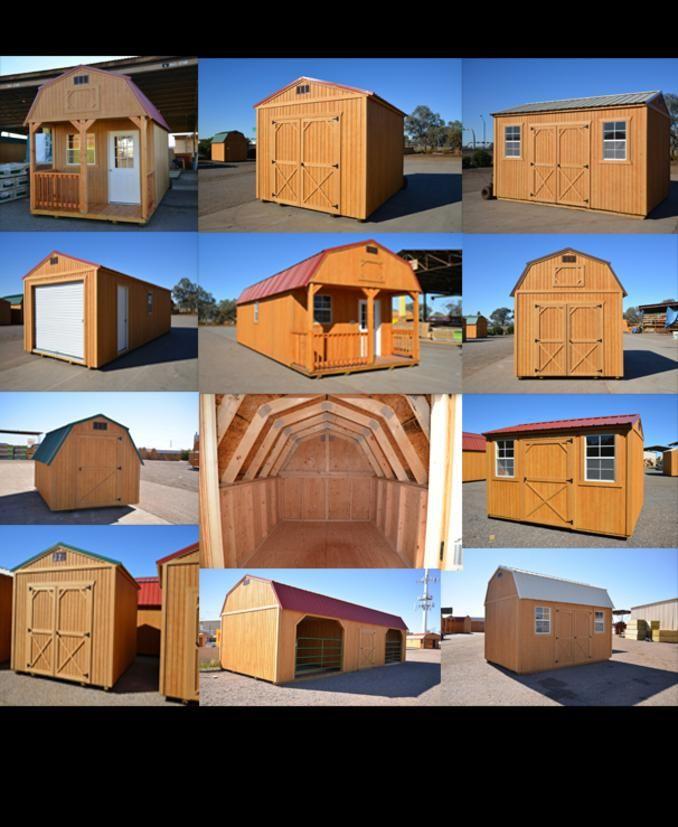 Arizona Storage Sheds For Sale