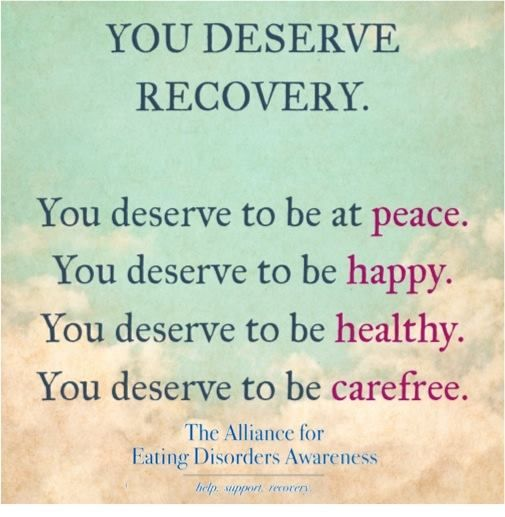 Quotes About Ed Recovery 1471 best image...