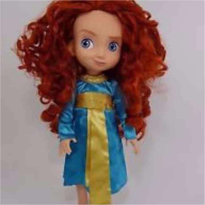 Princess Merdia Toddler Doll Disney Movie Brave Pixar Disney Princess Doll  #Disney #DollswithClothingAccessories
