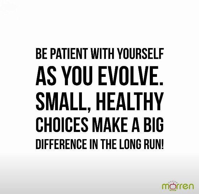 Heb jij al eens de gedachte gehad dat je opeens heel je levensstijl wil omgooien om gezonder te leven of om af te vallen? Vaak nemen we te veel hooi op ons vork!  We willen te veel in 1 keer veranderen ons lichaam heeft het moeilijk met al deze plotse veranderingen. Het is beter om telkens kleine aanpassingen te doen zodat ons lichaam kan wennen. Je zal merken dat je op lange termijn hier meer voordelen uithaalt!  Less is more! -'Robert Browning'-