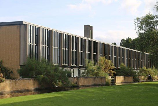 Step Onto the Modernist Campus of St. Catherine's College at Oxford University