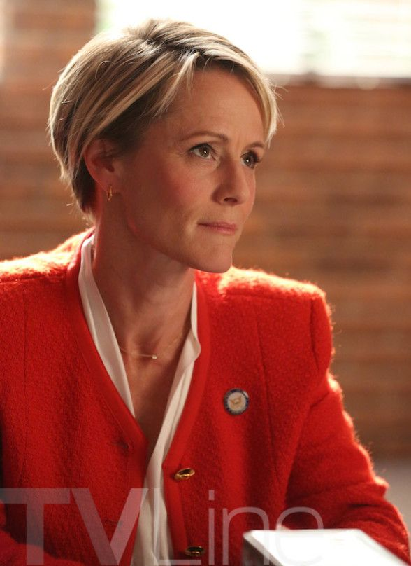 NCIS - Mary Stuart Masterson love the hair style
