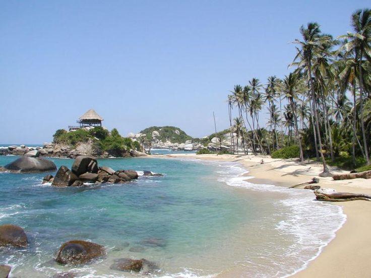 PARQUE TAYRONA, COLOMBIA!!!!