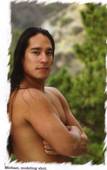 Michael Spears ~He is a member of the Lakota Sioux Lower Brule Tribe of South Dakota.