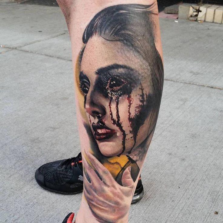 Sarah Miller - Tattoos