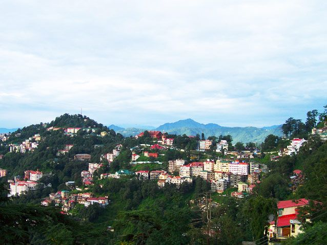 Shimla ''The Queen of the HIlls''