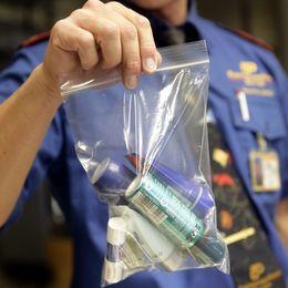 Wybrane płyny, żele i aerozole będą mogły mieć więcej niż 100 ml