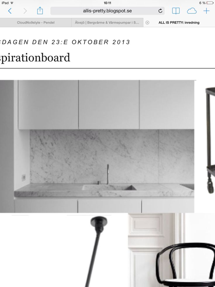 Belysning Vitrinskap Kok : stonkskydd kok  1000+ images about KoK on Pinterest White Kitchens