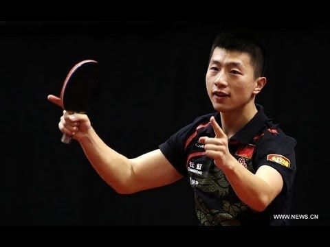 Ma Long: King of Epic Shots [HD]