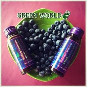 Blueberry Concentrate adalah konsentrat murni dari Blueberry unggul asal Ontario Canada yang bebas polusi dan mengandung kadar antioksidan tertinggi di antara beberapa kelompok buah antioksidan.
