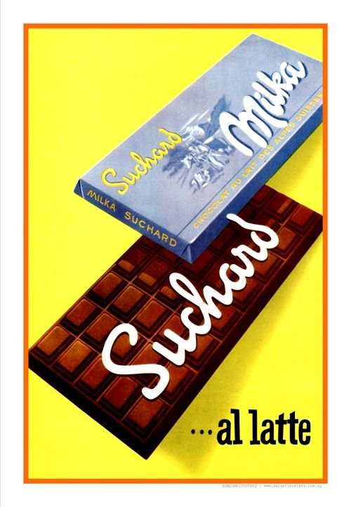 Suchard-Milano 1956 Autor: Fotografía -