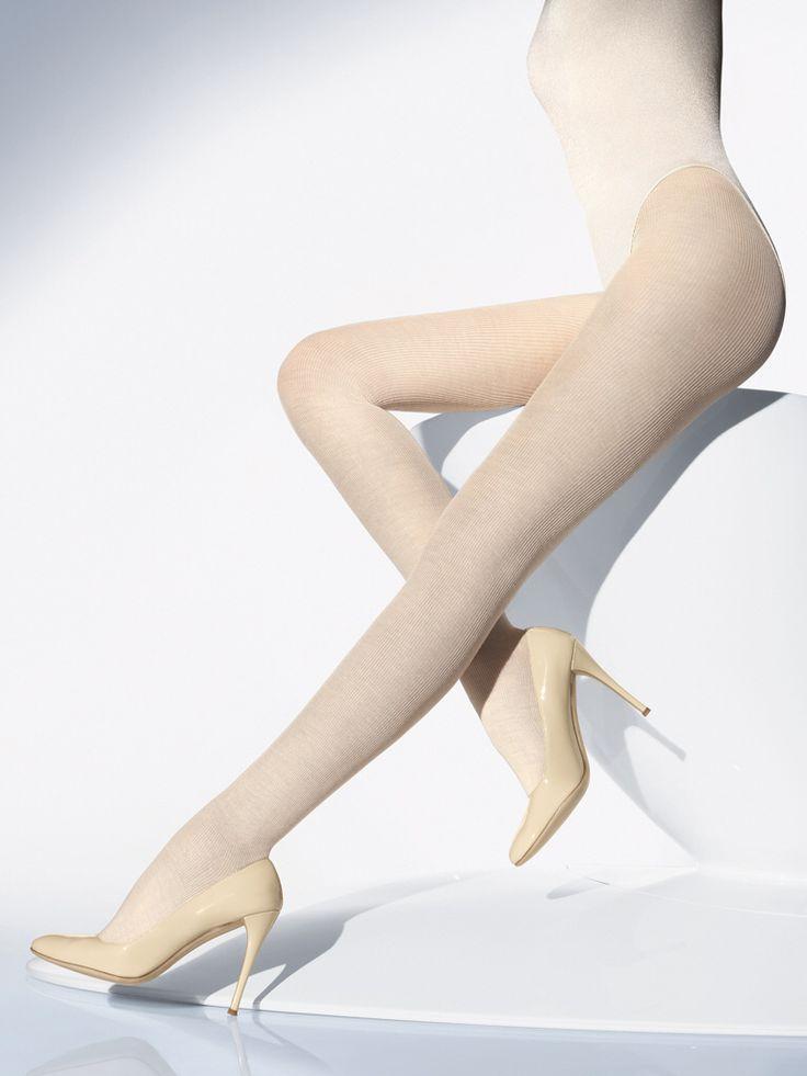 WOLFORD Merino Rib Tights | Cotton/Wool Tights | Pinterest ...