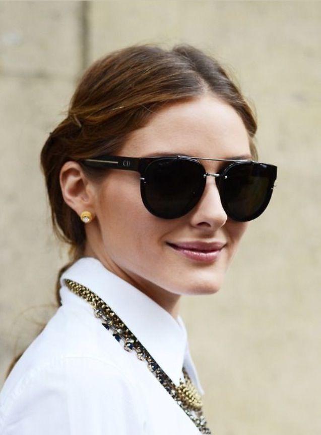 Olivia Palermo - Christian Dior DIOR BLACK TIE 143S