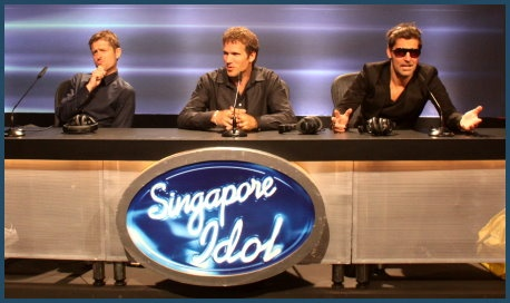 MLTR at Singapore Idol